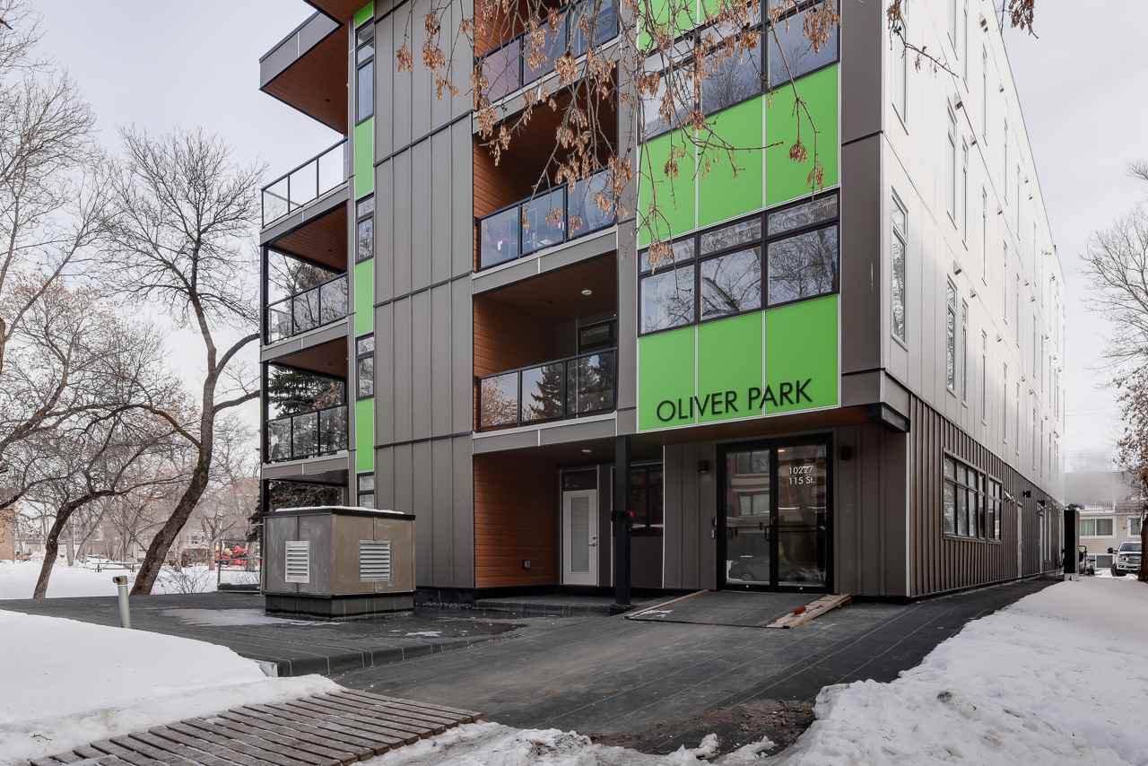 Main Photo: 201 10227 115 Street in Edmonton: Zone 12 Condo for sale : MLS®# E4186163