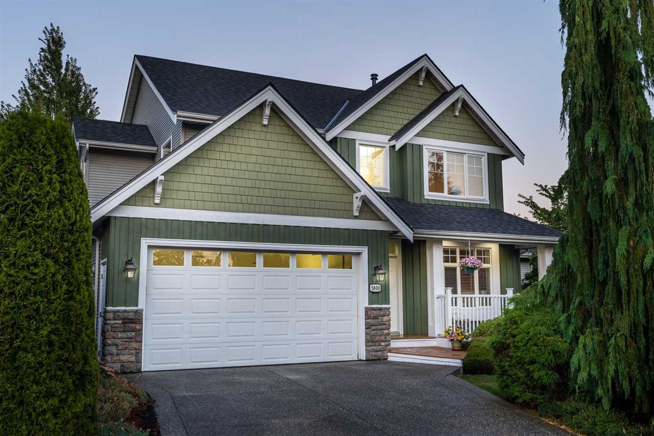 "Main Photo: 5800 167 Street in Surrey: Cloverdale BC House for sale in ""WESTSIDE TERRACE"" (Cloverdale)  : MLS®# R2487432"