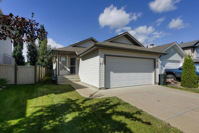 Main Photo: 17 LANDON Drive: Spruce Grove House for sale : MLS®# E4212173