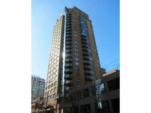 Main Photo: 310 1189 Howe Street in Vancouver: Downtown VW Condo for sale (Vancouver West)  : MLS®# V873629