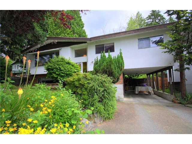 Main Photo:  in Burnaby: Parkcrest House for sale (Burnaby North)  : MLS®# V838877