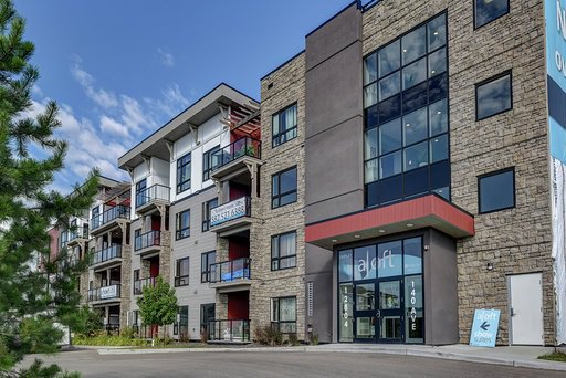 Main Photo: 416 12804 140 Avenue NW in Edmonton: Zone 27 Condo for sale : MLS®# E4172426