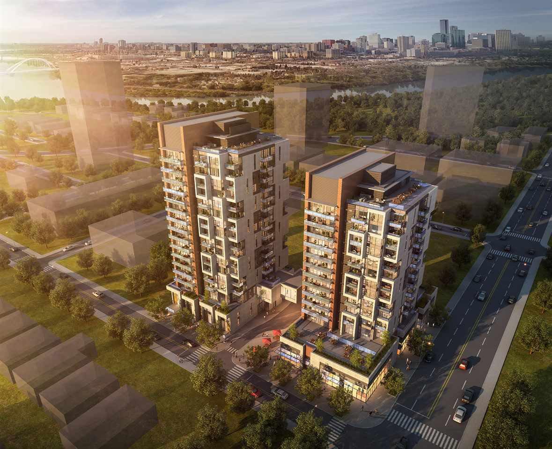 Main Photo: 4 8908W 99 Street in Edmonton: Zone 15 Townhouse for sale : MLS®# E4172944