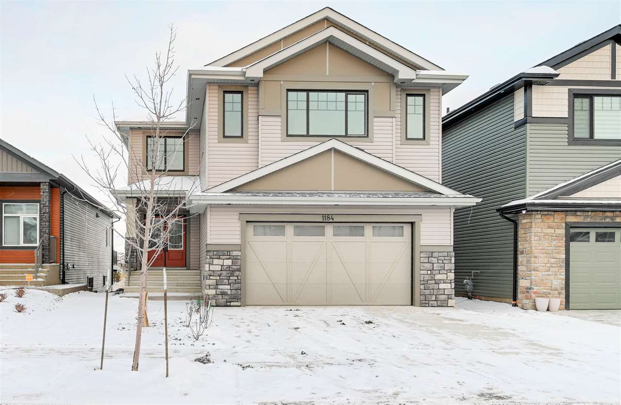 Main Photo: 1184 CY BECKER Road in Edmonton: Zone 03 House for sale : MLS®# E4181701