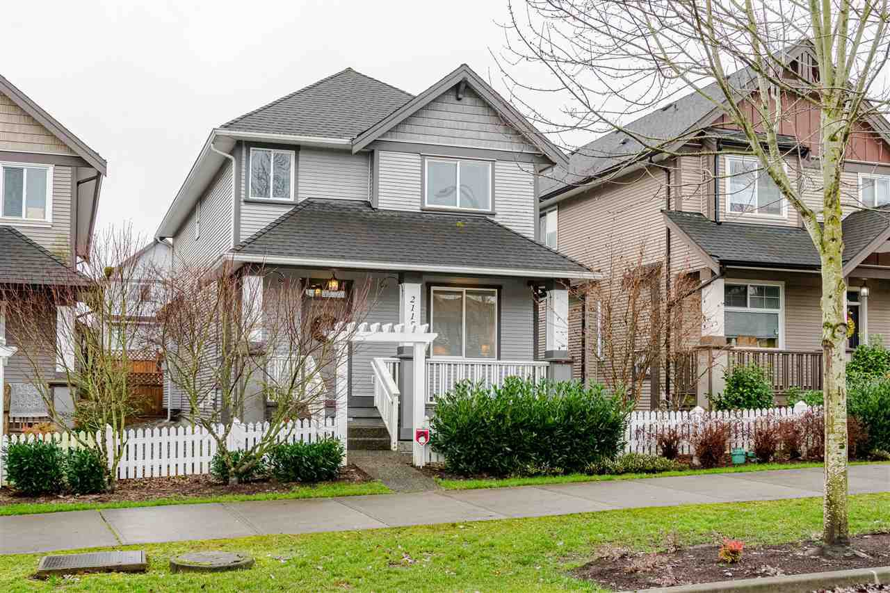 "Main Photo: 21150 80 Avenue in Langley: Willoughby Heights House for sale in ""Yorkson South"" : MLS®# R2424740"