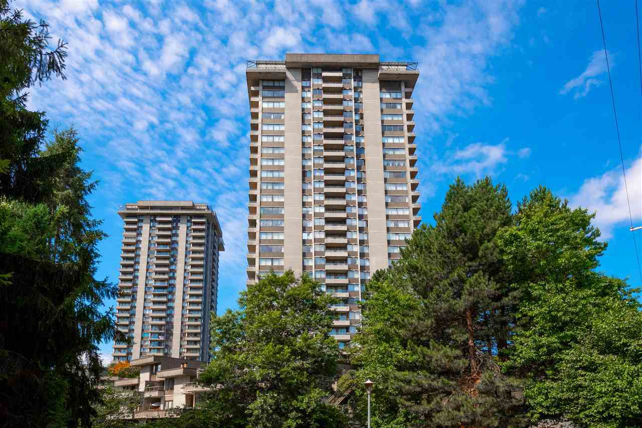 Main Photo: 1207 3970 CARRIGAN Court in Burnaby: Government Road Condo for sale (Burnaby North)  : MLS®# R2487600