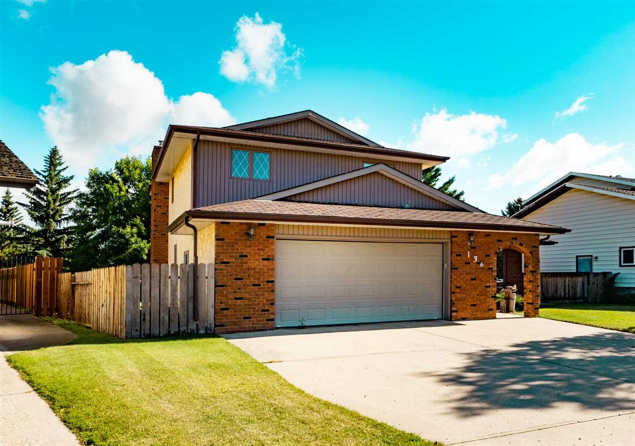 Main Photo: 136 Willow Drive: Wetaskiwin House for sale : MLS®# E4212943