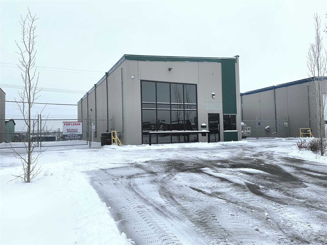 Main Photo: 10204 CREE Road in Fort St. John: Fort St. John - City SW Industrial for lease (Fort St. John (Zone 60))  : MLS®# C8035086