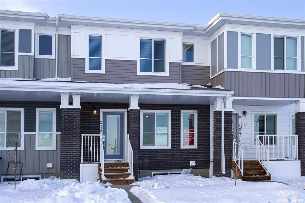 Main Photo: 4210 Brighton Circle in Saskatoon: Brighton Residential for sale : MLS®# SK835962