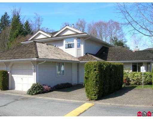 """Photo 1: Photos: 9045 WALNUT GROVE Drive in Langley: Walnut Grove Townhouse for sale in """"Bridlewood"""" : MLS®# F2708026"""