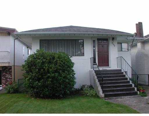 Main Photo: 3146 E 52ND Avenue in Vancouver: Killarney VE House for sale (Vancouver East)  : MLS®# V666984