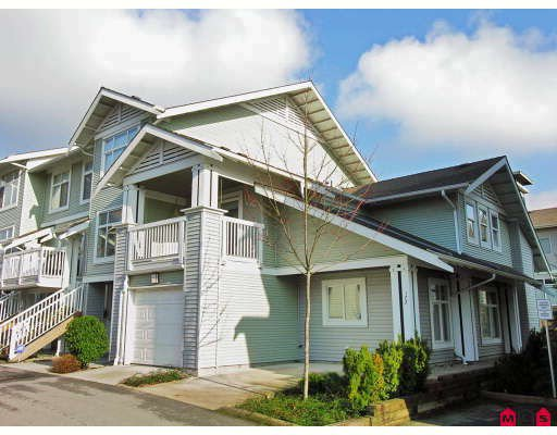 """Main Photo: 172 20033 70TH Avenue in Langley: Willoughby Heights Townhouse for sale in """"Denim"""" : MLS®# F2729721"""