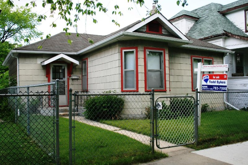 Photo 1: Photos: 526 Craig St./ Wolseley in Winnipeg: West End / Wolseley Single Family Detached for sale (West Winnipeg)  : MLS®# 2810353