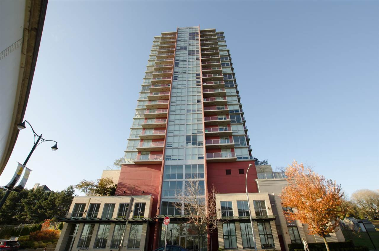 """Main Photo: 1906 125 COLUMBIA Street in New Westminster: Downtown NW Condo for sale in """"Northbank"""" : MLS®# R2417525"""