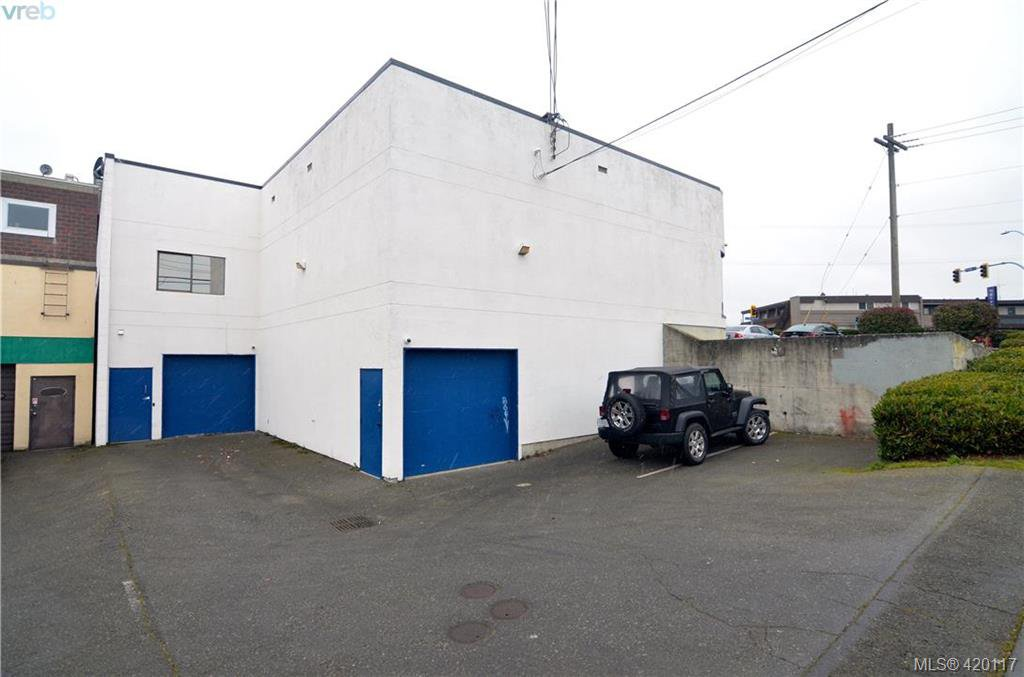 Main Photo: 475 E Gorge Road in VICTORIA: Vi Rock Bay Industrial for lease (Victoria)  : MLS®# 420117