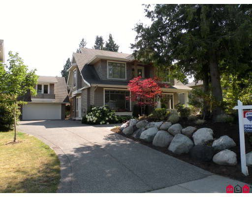 Main Photo: 12488 24A AV in Surrey: Crescent Bch Ocean Pk. Home for sale ()  : MLS®# F2914345