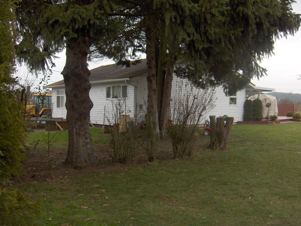 Main Photo: 26372 -88 Ave in Langley: County Line Glen Valley House for sale ()