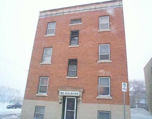 Main Photo: 821 St. Paul Avenue in WINNIPEG: West End / Wolseley Industrial / Commercial / Investment for sale (West Winnipeg)  : MLS®# 2402467