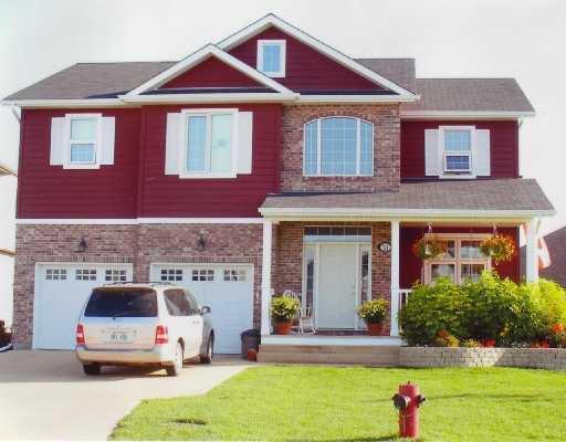 Main Photo: 31 CLAPHAM Cove in WINNIPEG: St Vital Residential for sale (South East Winnipeg)  : MLS®# 2802200