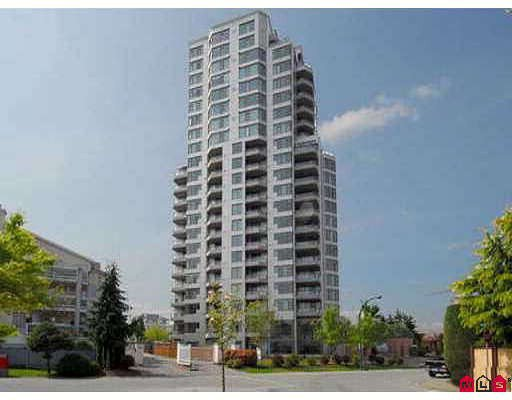 "Main Photo: 807 13880 101ST Avenue in Surrey: Whalley Condo for sale in ""THE ODYSSEY"" (North Surrey)  : MLS®# F2812747"
