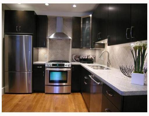 Photo 4: Photos: 2860 SPRUCE Street in Vancouver: Fairview VW Townhouse for sale (Vancouver West)  : MLS®# V707487