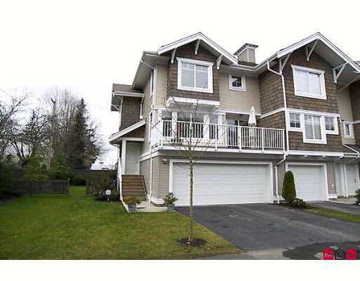 """Main Photo: 20760 DUNCAN Way in Langley: Langley City Townhouse for sale in """"Wyndham Lane"""" : MLS®# F2704091"""
