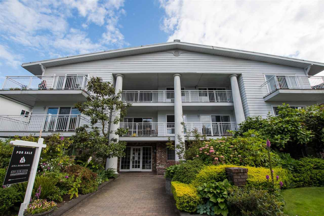 "Main Photo: 204 1066 W 13TH Avenue in Vancouver: Fairview VW Condo for sale in ""LANDMARK VILLA"" (Vancouver West)  : MLS®# R2470925"