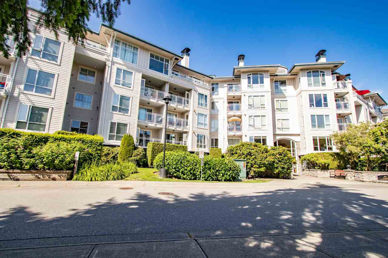 Main Photo: 208 3608 DEERCREST Drive in North Vancouver: Roche Point Condo for sale : MLS®# R2488908