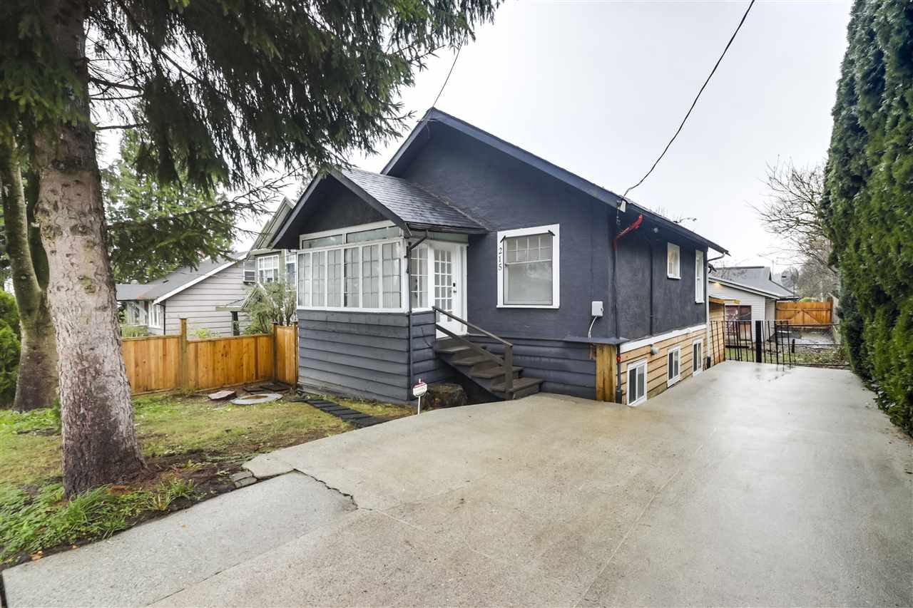 Main Photo: 215 BERNATCHEY Street in Coquitlam: Coquitlam West House for sale : MLS®# R2523412