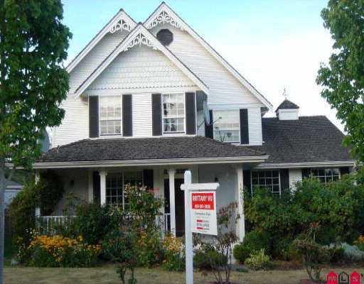 Main Photo: 16807 80TH AV in Surrey: Fleetwood Tynehead House for sale : MLS®# F2512916