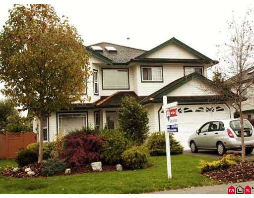 """Main Photo: 20657 90A Avenue in Langley: Walnut Grove House for sale in """"GREENWOOD ESTATES"""" : MLS®# F2725990"""