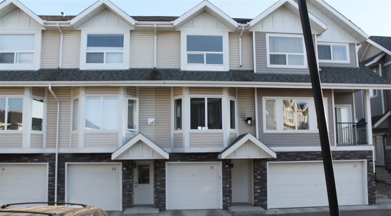 Main Photo: 11 13215 153 Avenue in Edmonton: Zone 27 Townhouse for sale : MLS®# E4173198