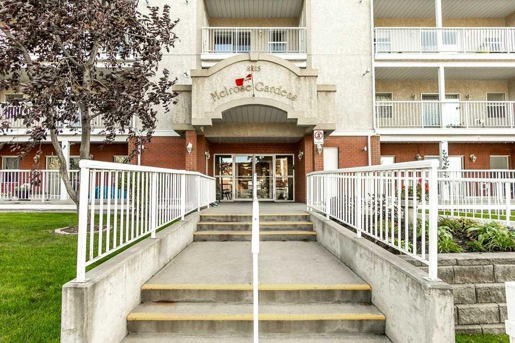 Main Photo: 111 8215 84 Avenue NW in Edmonton: Zone 18 Condo for sale : MLS®# E4174962