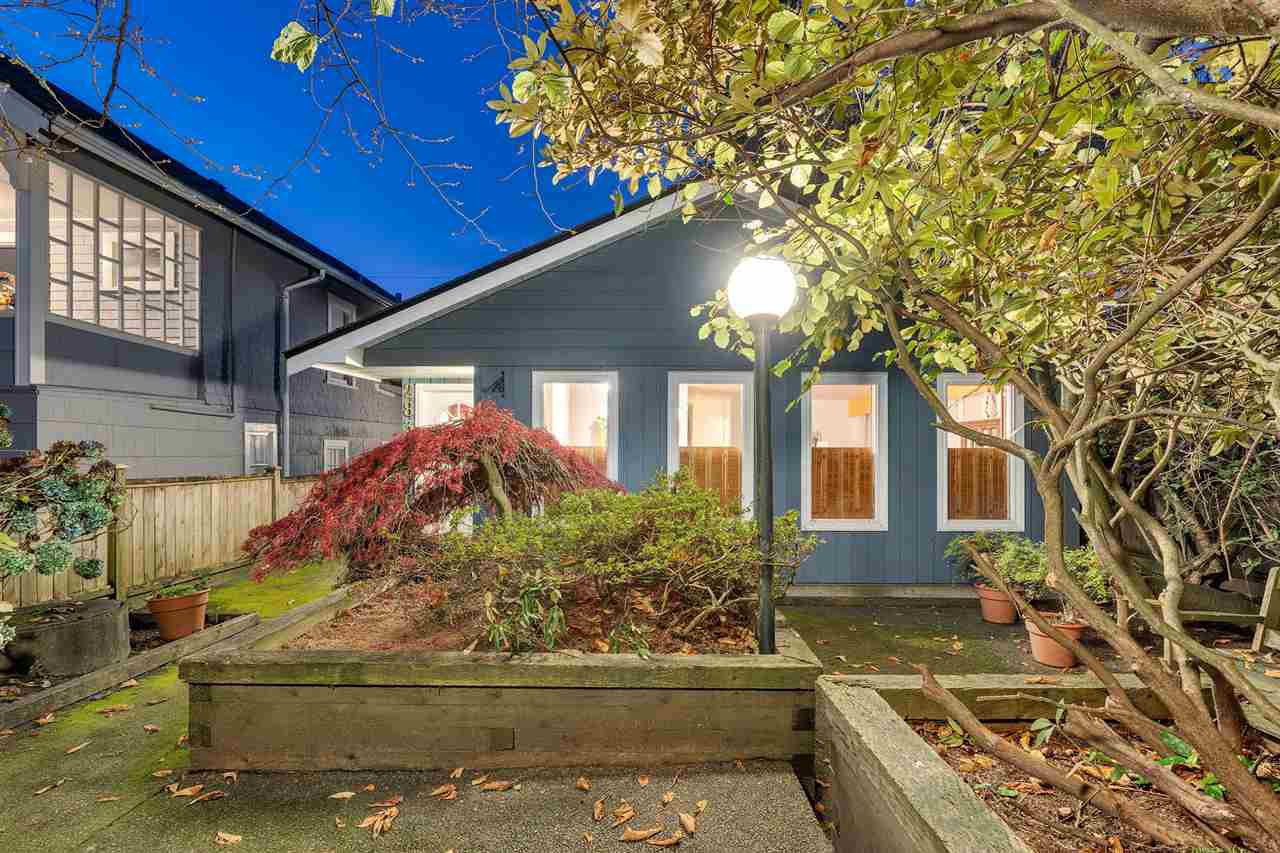 "Main Photo: 2831 W 12TH Avenue in Vancouver: Kitsilano House for sale in ""KITSILANO"" (Vancouver West)  : MLS®# R2417860"
