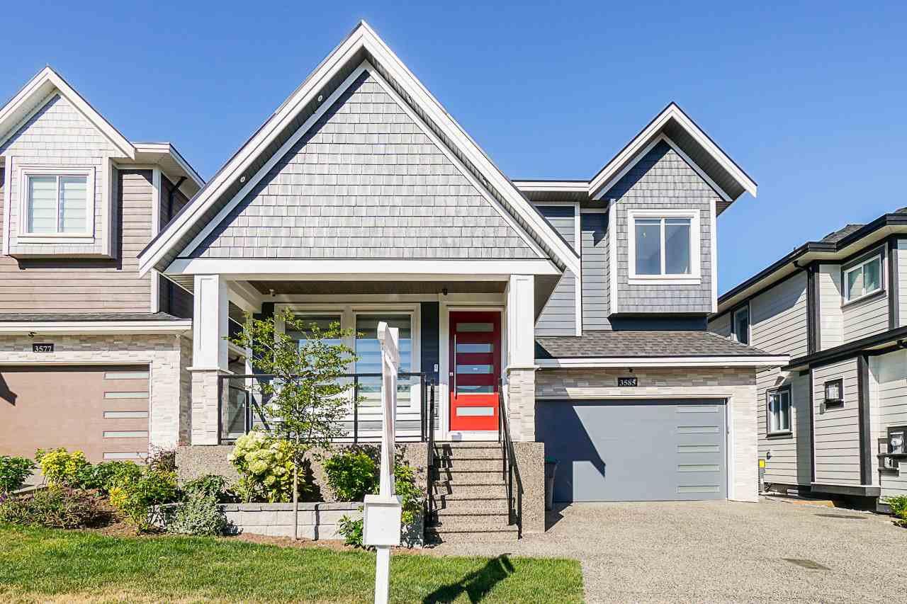 Main Photo: 3585 150 Street in Surrey: Morgan Creek House for sale (South Surrey White Rock)  : MLS®# R2521308