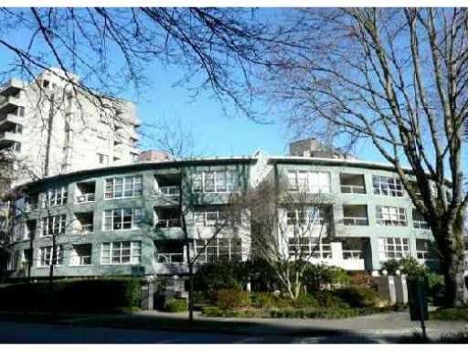 Main Photo: # 305 1705 NELSON ST in Vancouver: West End VW Condo for sale (Vancouver West)  : MLS®# V844811