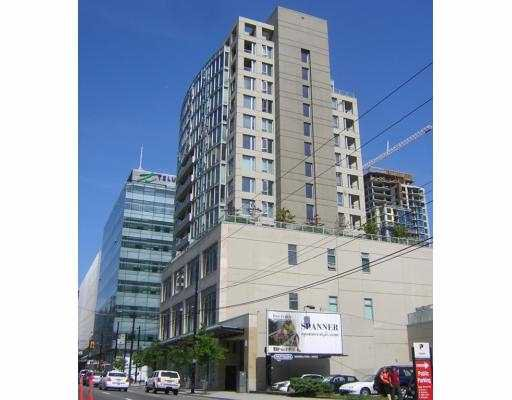 "Main Photo: 509 822 SEYMOUR Street in Vancouver: Downtown VW Condo for sale in ""L'ARIA"" (Vancouver West)  : MLS®# V650309"