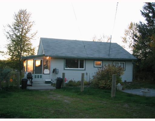 "Main Photo: 19115 CHIEF LAKE PO Road in Prince_George: Chief Lake Road House for sale in ""CHIEF LAKE"" (PG Rural North (Zone 76))  : MLS®# N176246"