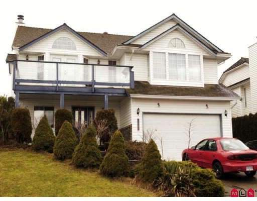 Main Photo: 3065 GOLDFINCH Street in Abbotsford: Abbotsford West House for sale : MLS®# F2731085