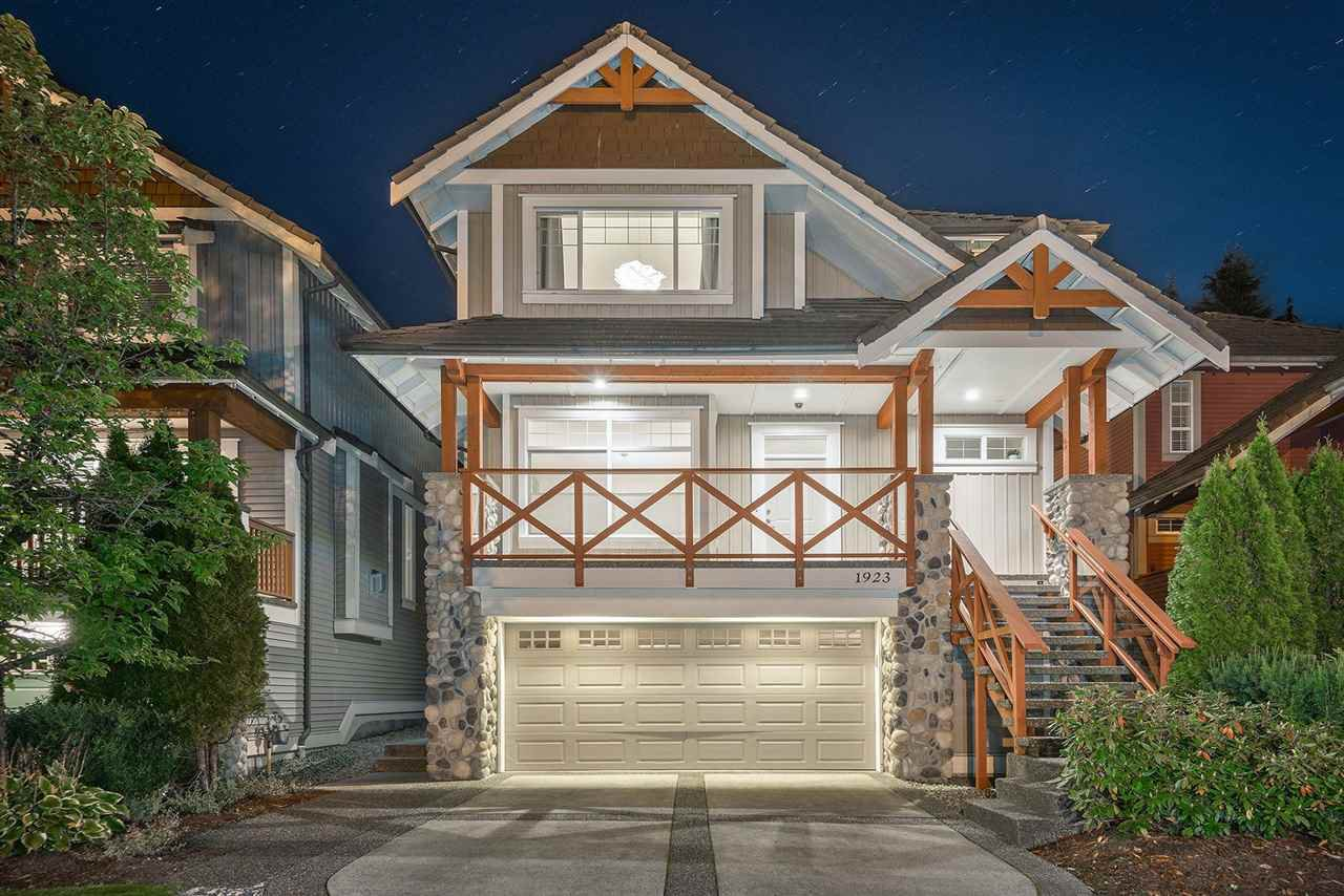 Main Photo: 1923 PARKWAY Boulevard in Coquitlam: Westwood Plateau House for sale : MLS®# R2401537