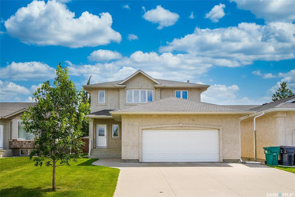 Main Photo: 315 Van Impe Court in Saskatoon: Willowgrove Residential for sale : MLS®# SK816911