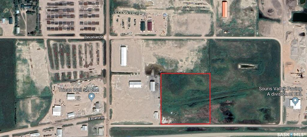 Main Photo: Block F Highway 39 East in Estevan: Commercial for sale (Estevan Rm No. 5)  : MLS®# SK817336