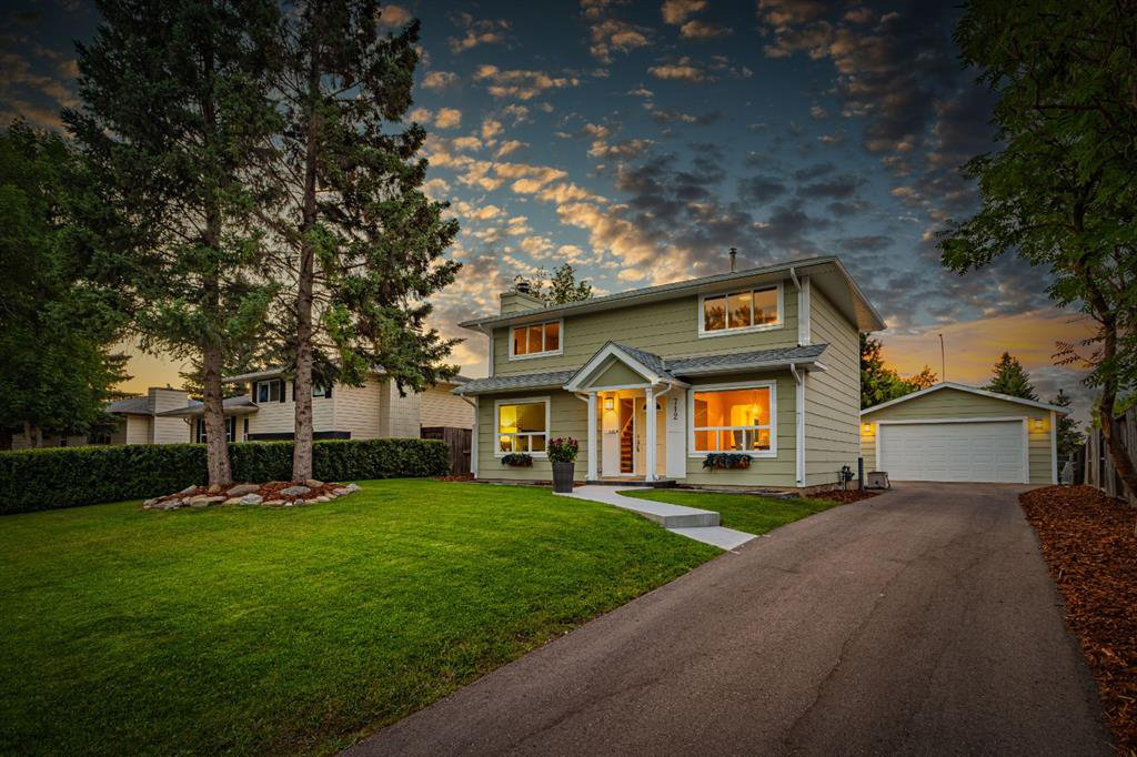 Main Photo: 712 Cedarille Way SW in Calgary: Cedarbrae Detached for sale : MLS®# A1021294