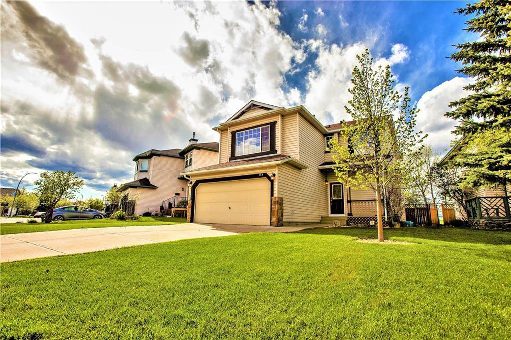 Main Photo: 164 CHAPARRAL Common SE in Calgary: Chaparral Detached for sale : MLS®# A1031677