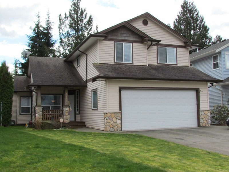 Main Photo: 32982 HAWTHORNE AVE in ABBOTSFORD: Mission BC House for rent (Mission)