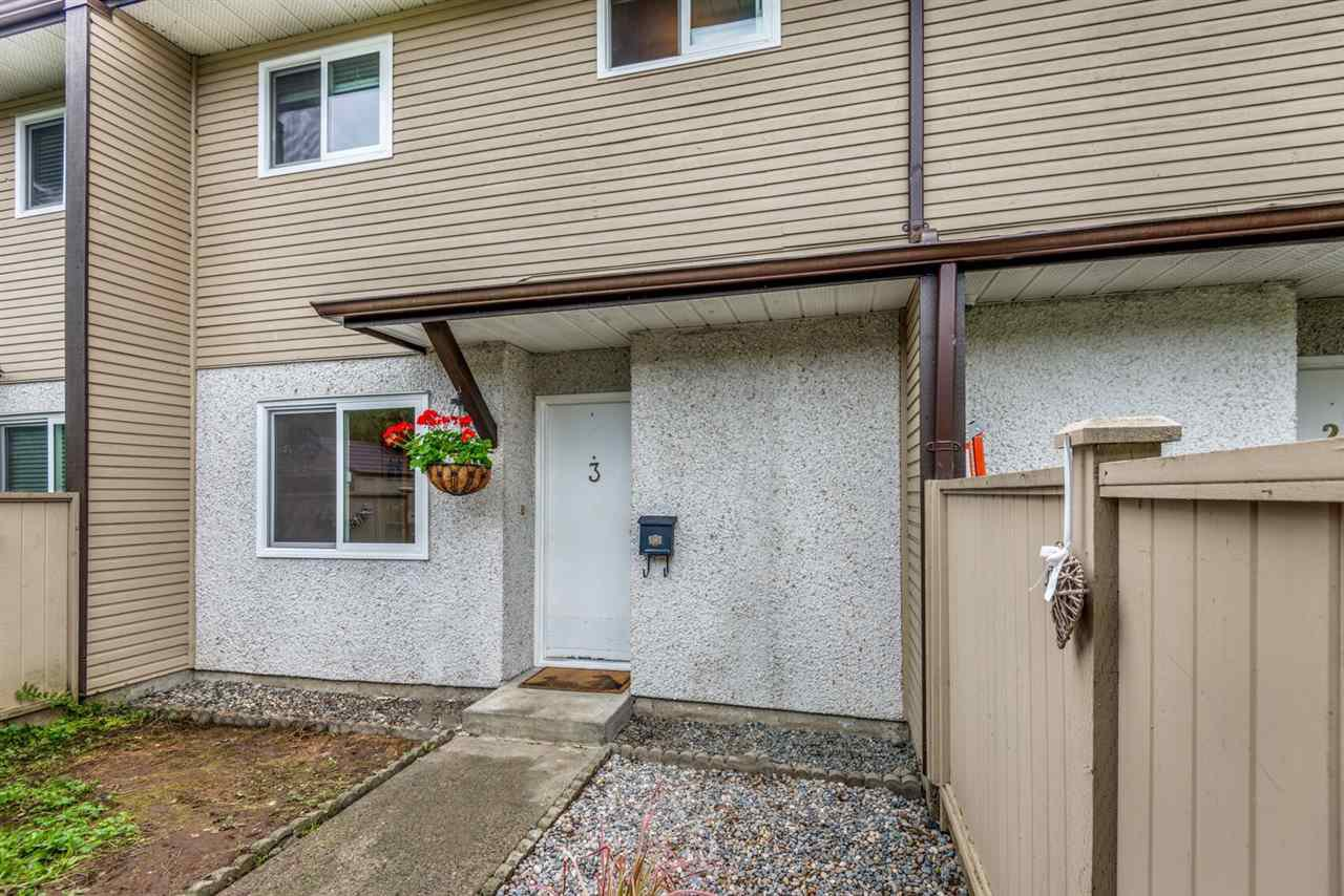 Main Photo: 3 2023 MANNING Avenue in Port Coquitlam: Glenwood PQ Townhouse for sale : MLS®# R2405901