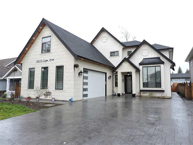 Main Photo: : House for sale : MLS®# R2324818