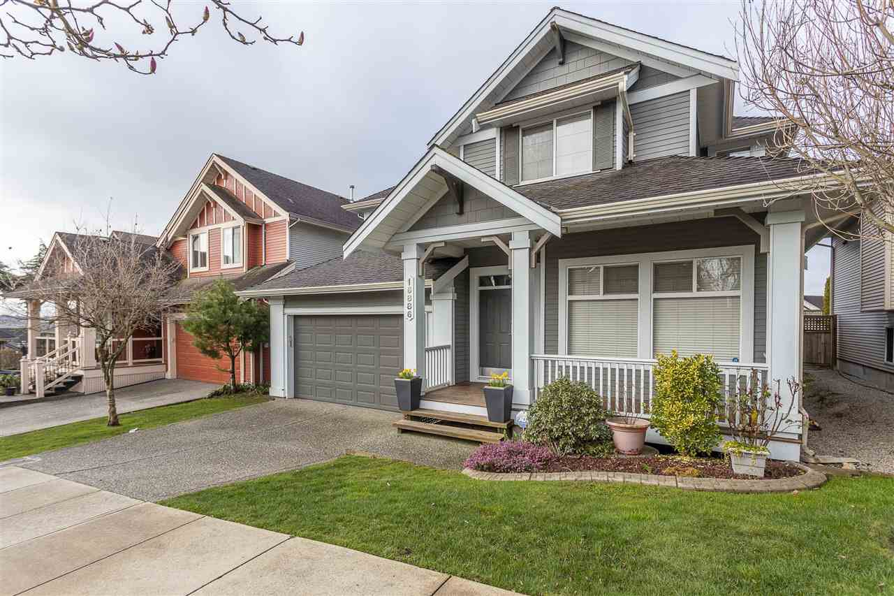 "Main Photo: 16886 78B Avenue in Surrey: Fleetwood Tynehead House for sale in ""Falcon Ridge Estates"" : MLS®# R2448796"