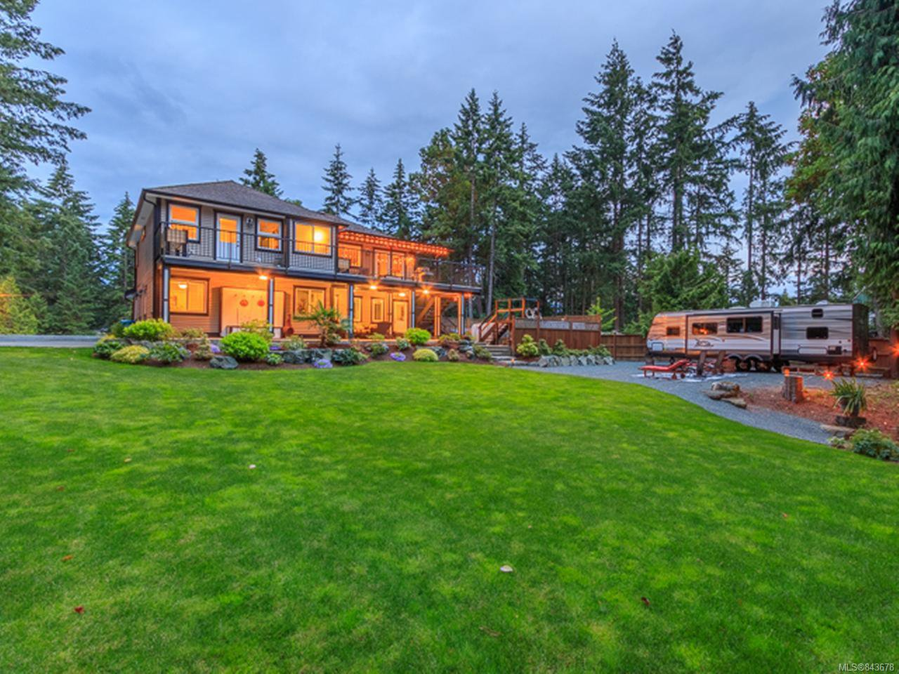 Main Photo: 75 Lake Pl in NANAIMO: Na Pleasant Valley House for sale (Nanaimo)  : MLS®# 843678