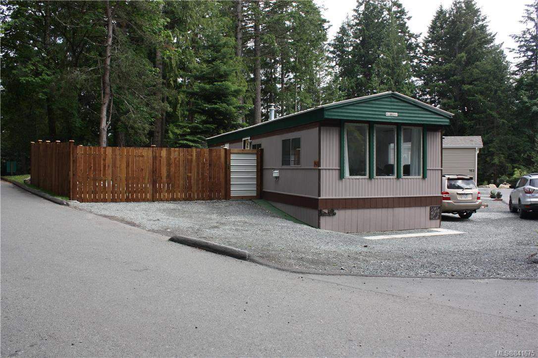 Main Photo: 161 2500 Florence Lake Rd in Langford: La Florence Lake Manufactured Home for sale : MLS®# 841675